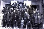 مدرسه ابتدائی مجانی دولتی یزد – صدرآباد سال ۱۳۰۶