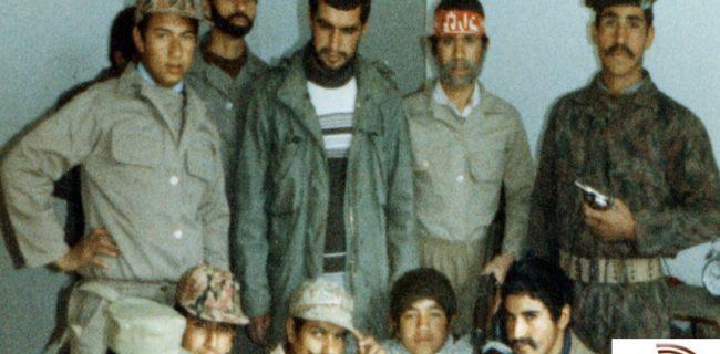 شادروان کاظم اسلامی و گروه نمایش دبیرستان سرگردرئیسی سال ۶۲