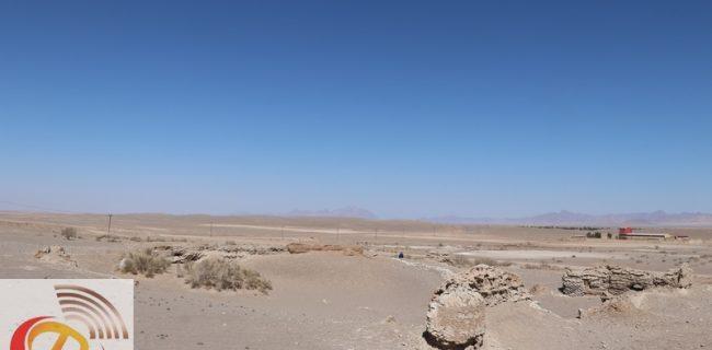 آسیابی خفته در خاک حاجی آباد