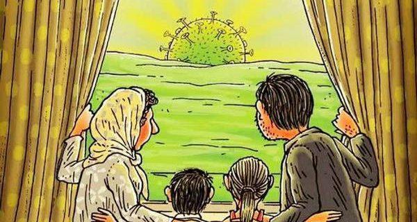 درخواست شورا و دهیاری ازاهالی صدرآباد: از اقوام خود بخواهید به صدرآباد سفر نکنند