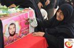 پیام تسلیت فرمانداربه مناسبت درگذشت مادر شهید حجت الاسلام محمدحسین مختاری