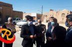 قدردانی مدیرکل میراث فرهنگی استان یزداز فعالیت های میراثی گروه مردم نهاد خرد اسفنجرد